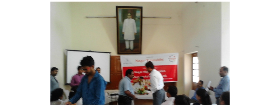2. Launch of Nagar Samrudhi in Dehradun